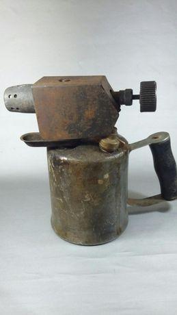 Lampa veche1981 gaz&petrol vintage de colecție