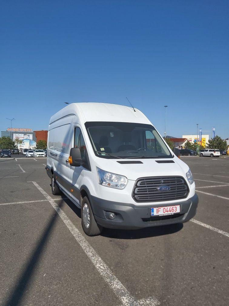 Transit Ford Maxi L4 h3 Van Schimb Rulota Teren Agricol Microbuz 8+1