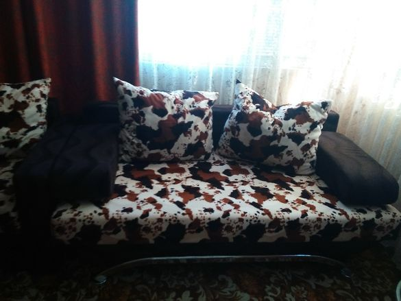 Диван + 1 фотьойл