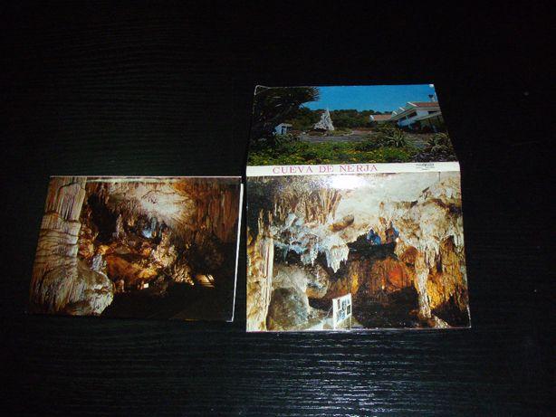 Set 10 carti postale necirculate Cueva de Nerja
