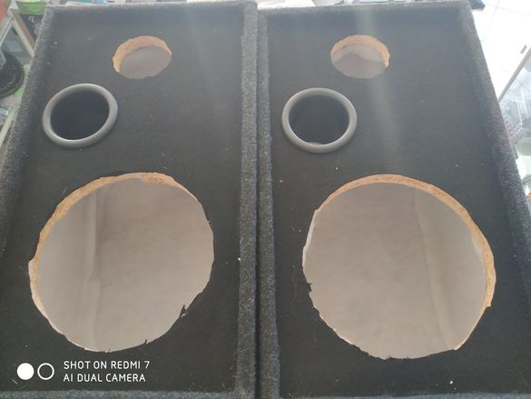 Кутии за тонколони 8 инча