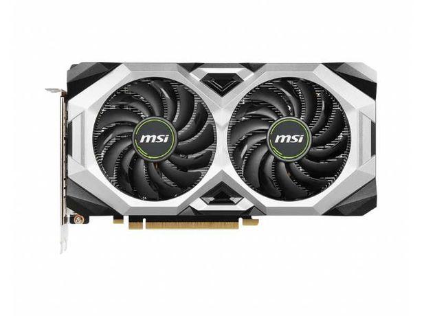 Видеокарта MSI GeForce RTX2060 VENTUS GP OC 6GB