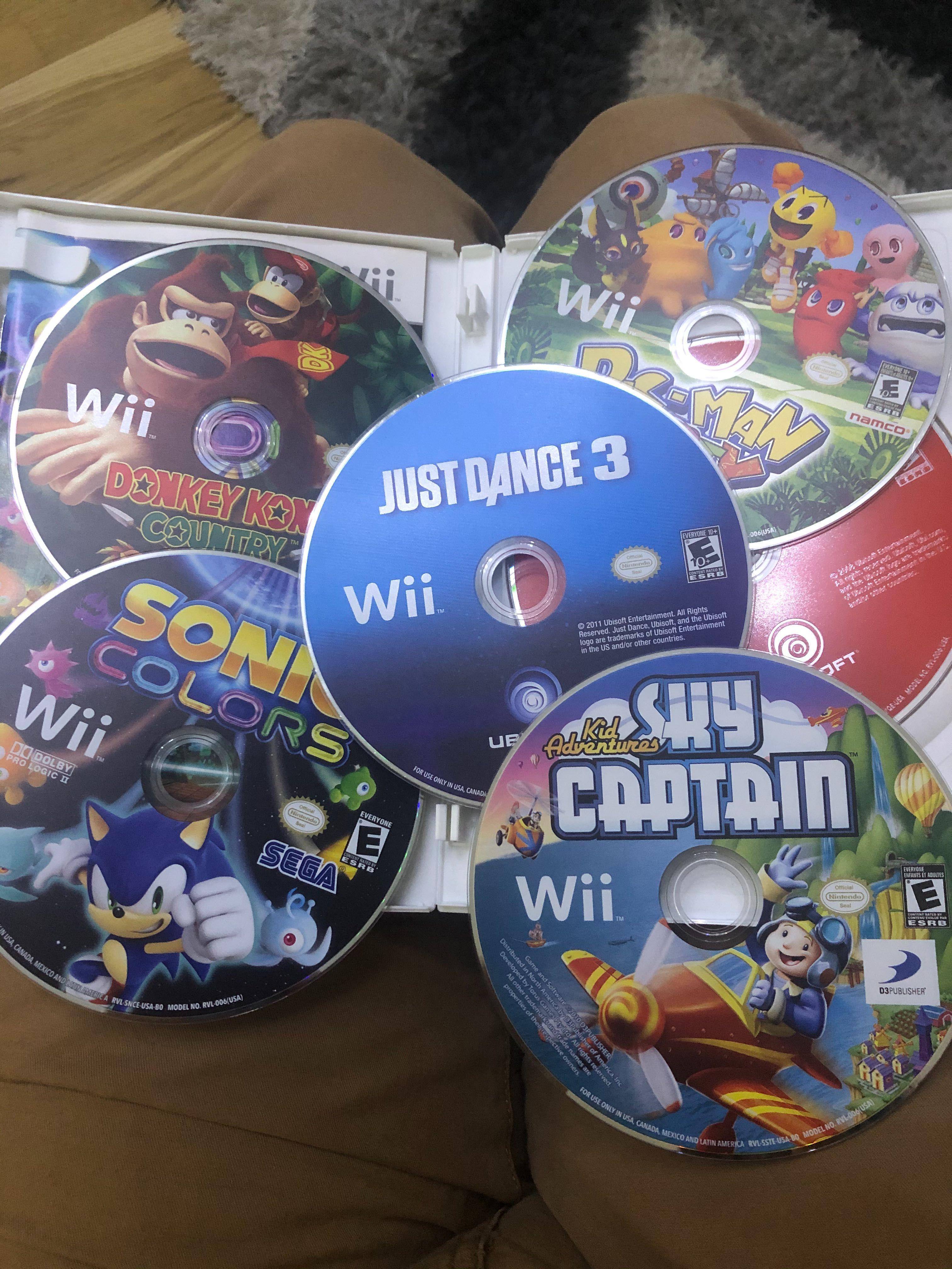 vand jocuri Wii originale