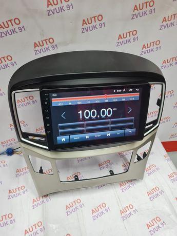 Магнитола Андроид на Хендай гранд старекс H1/Hyundai Grand Starex H1.