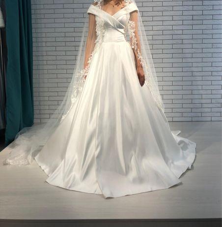 СРОЧНО Продаю роскошное свадебное платье