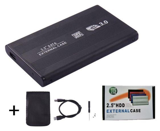 """кутия за 2.5"""" хард диск USB 3.0 SATA HDD Box Hard Disk Drive External"""