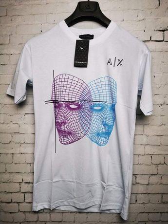 Tricou  Emporio Armani + masca cadou