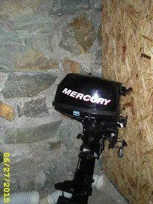 motor mercury 5cp