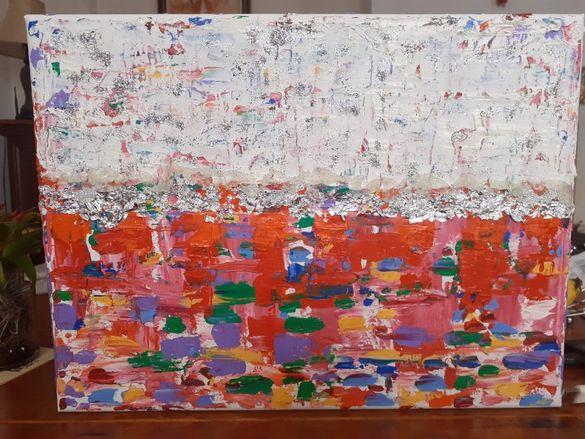"""картина : Oil on Canvas."""" ИТАЛИЯ"""""""
