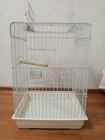 Клетка для попугая птиц корелла папугай