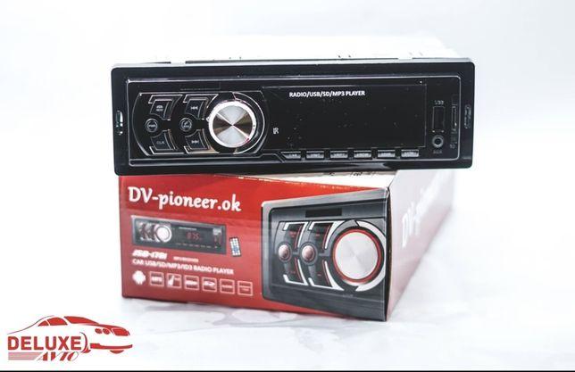 АКЦИЯ!!!Автомагнитола магнитола магнитофон SD USB AUX FM