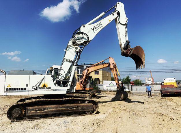 Inchirieri inchiriez utilaje excavator 8x4 18 - 35 TO Picon