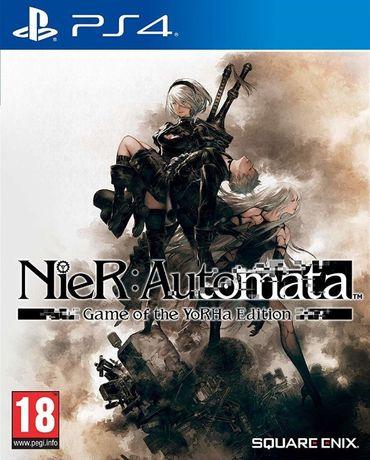 Nier: Automata - Game of the Yorha Edition / PS4 / Игра / Нова /
