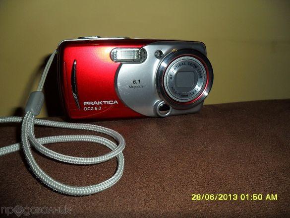 Фотоапарат Praktica DCZ 6.3
