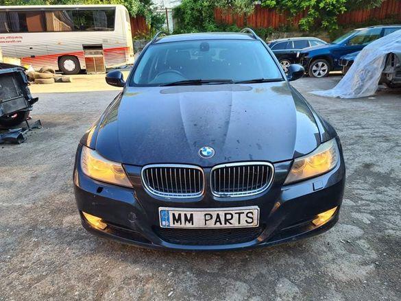 BMW E91 330D 245кс N57 Facelift ръчка  НА ЧАСТИ!