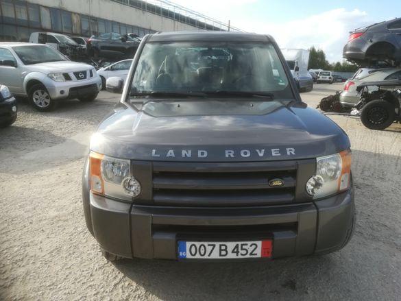 На части Ленд Ровър Дискавъри 3 2.7 TDV6 190к.с. 2005г Land Rover Disc
