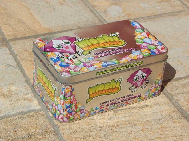 Cutie tabla depozitare Moshi Monsters Limited Edition