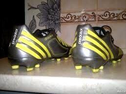 Футбольные бутсы Adidas Predator Abcolion