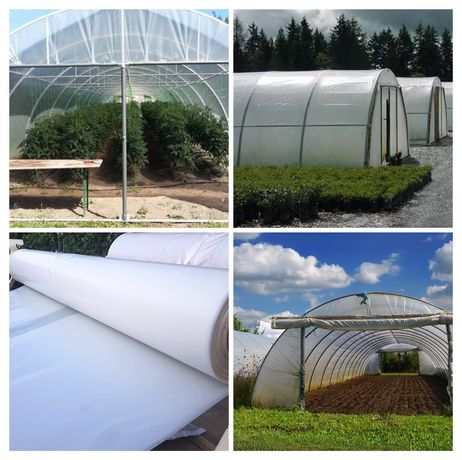 Folie Solar, Lățime 18m, 180 Microni, Garantie 3ani, Aditivi UV+EVA+AD