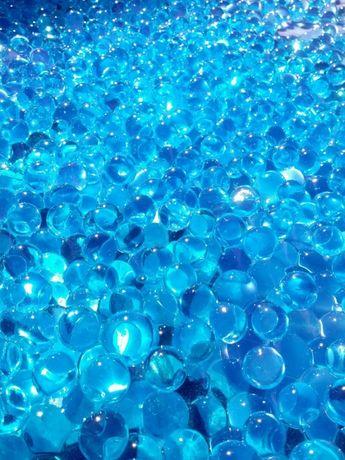 Орбиз Orbeez шарики круглые для декора, антистресс гидрогель