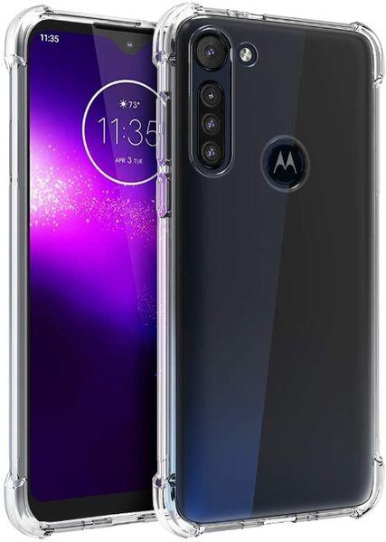 Силиконов гръб Airbag Motorola G8 Power, G8 Play, Motorola One Macro гр. София - image 1