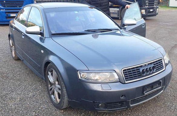 Audi a4 b6 3.0 v6 на части