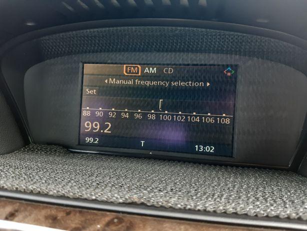 Sistem multimedia display/joystick/unitate cd BMW E60