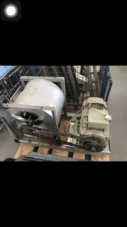 Motor electric 4 kw AC +ventilator