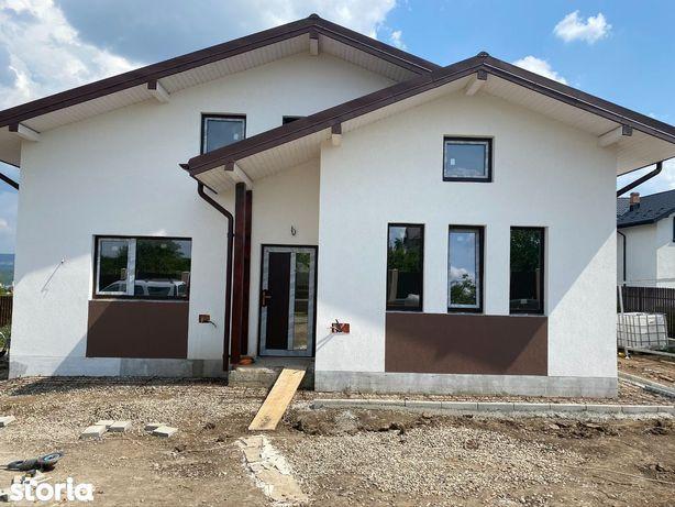 Placa+scari din beton!BECI!Vila 4 camere,Valea Adanca (Miroslava)