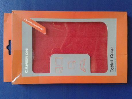 Чехол на планшет 7 трансформер универсальный Cameron красный защита