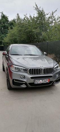 BMW X6 M 381 CP AN 2016