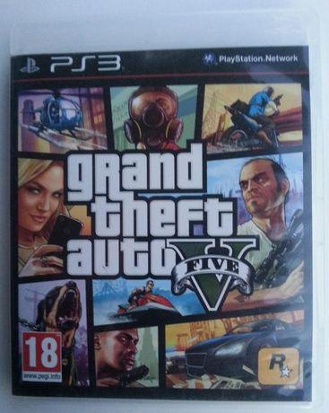 Оригинална Игра ГТА 5 / GTA V / GrandTheftAuto V / GTA 5 за ПС3 / PS3