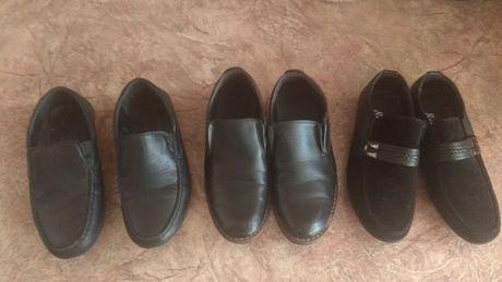 Продам детские школьные туфли
