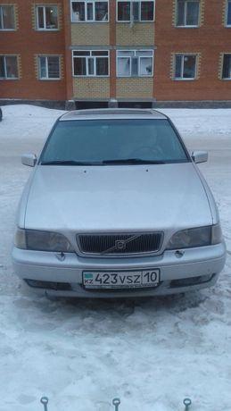 Авто Вольво s70 в хорошем состоянии
