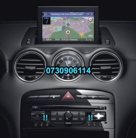 Card harti navigatie Peugeot RNEG 207,3008, 308 Expert 407,5008