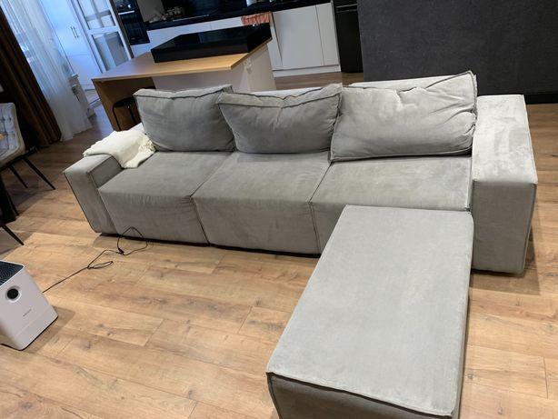Удобный современный диван