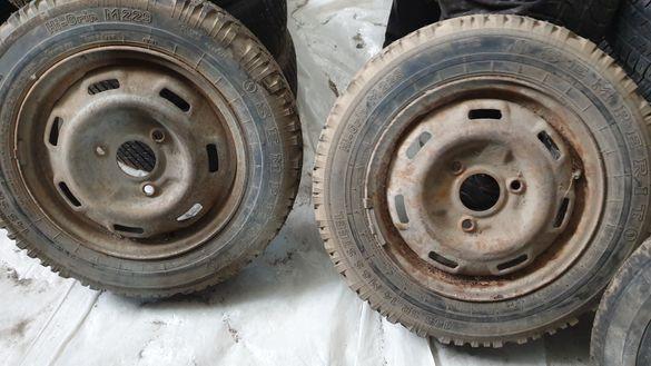 Джанти пежо ситроен с гуми 145 14