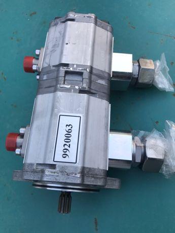 Pompă hidraulică, transmisie, reductor.