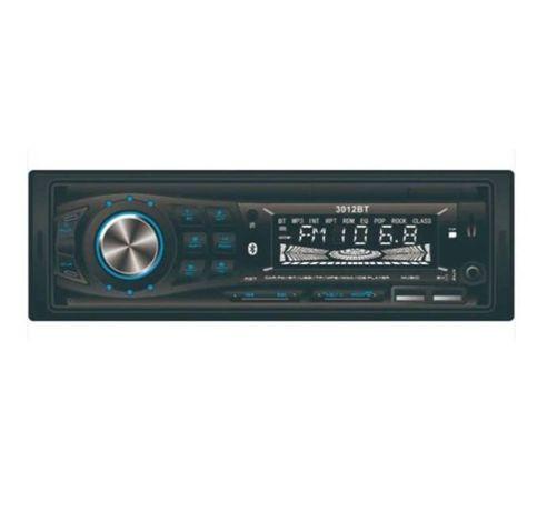 Автомобилен радио MP3 плеър 3012BT, AUX, FM, SD, USB, BLT 4x50W 12V