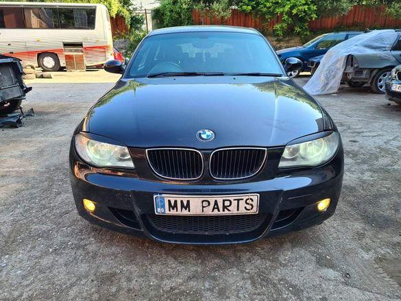 BMW E87 118D 143кс N47 ръчка М пакет НА ЧАСТИ!