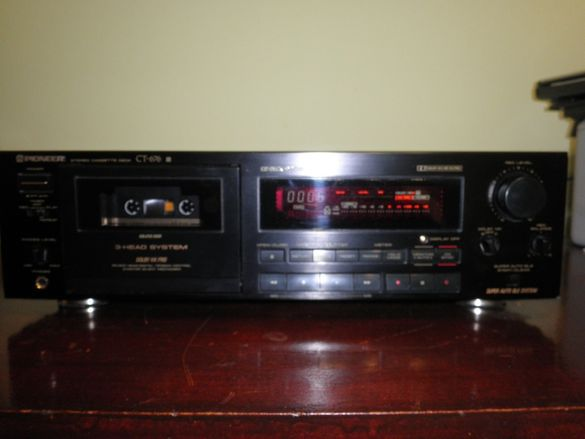Продавам дек : Pioneer CT-676