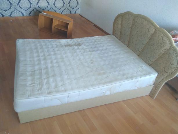 Отдам кровать двуспальная