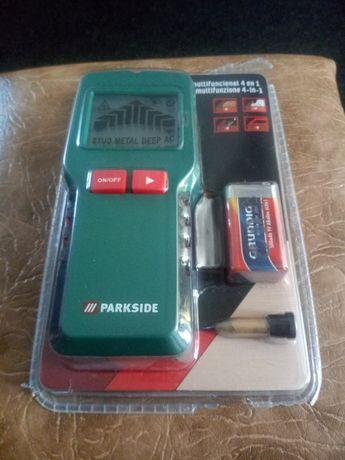 Detector Parkside 4 in 1