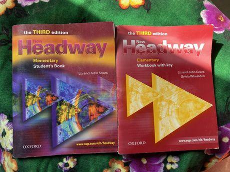 Продам учебник по английскому Headway
