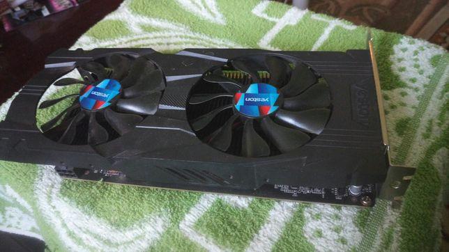 Видео карта GeForce GTX 1050 ti