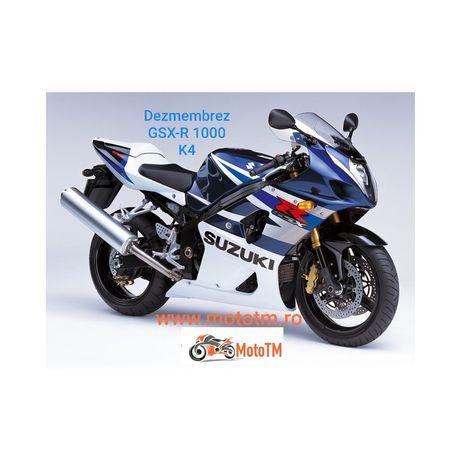 Dezmembrez Suzuki GSX-R 1000 K4