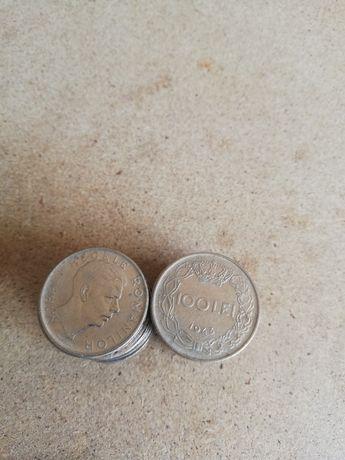 Monede 100lei regele mihai