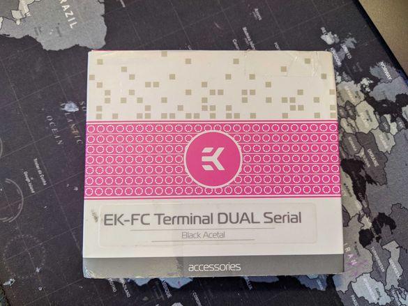EK-FC Terminal Dual Serial EKWB