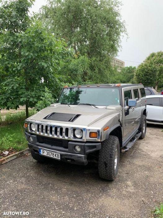 Hummer H2 Bucuresti - imagine 1
