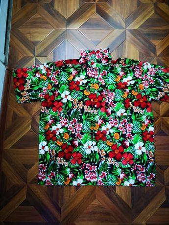 camasi hawai cu flori